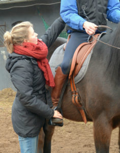 Centered Riding instructie