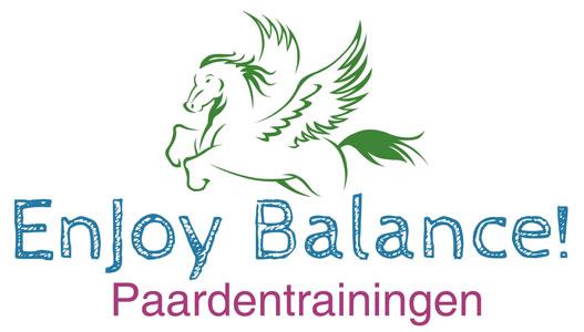 Logo Vera Bergmeijer Enjoy Balance Paardentrainingen